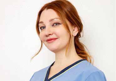 Tannlege Olga Majeva