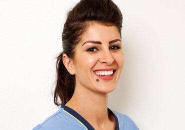 Tannlegesekretær Sargul Kareemi
