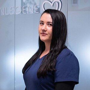 Tannlegesekrerær Ludmila Telizhenko